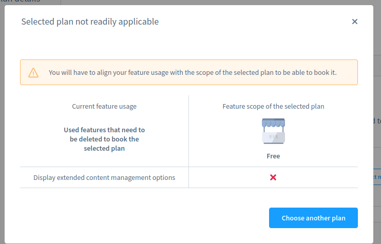 Not available Shopware free plan with confusing instructions - basically none of them - to set up it.